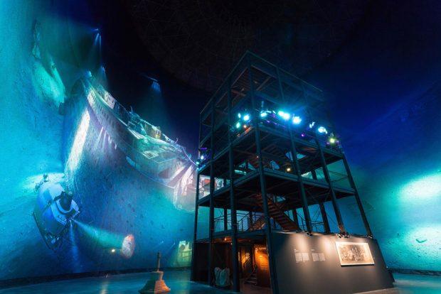 Titanic - Die Versprechen der Moderne. Foto: Tom Schulze
