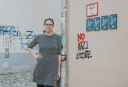 Annalena Schmidt. Foto: Martin Neuhof