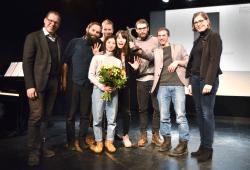 Bewegungskunstpreis Gewinner 2019 © Thilo Neubacher