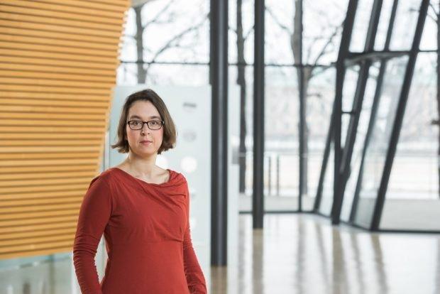 Claudia Maicher ist die hochschulpolitische Sprecherin der sächsischen Grünen. © Grüne-Landtagsfraktion