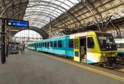 DB Arriva gewinnt bisher größten Schienenverkehrsvertrag in Tschechien. Foto: DB Arriva