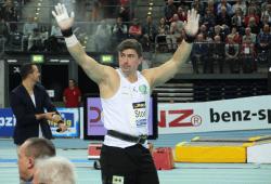 David Storl. Quelle: SC DHfK Leipzig