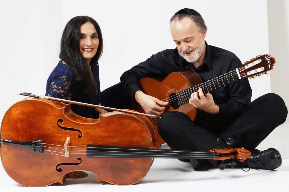 Duo Burstein & Legnani. Foto: Markus Weiler