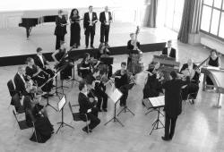 Göttinger Barockorchester. Quelle: Büro für Kirchenmusik