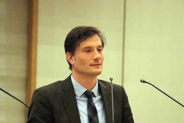 Heiko Rosenthal (Linke) bat um Ablehnung einer Neuprüfung am Elsterbecken. Foto: L-IZ.de
