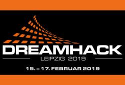 Logo der DreamHack Leipzig 2019