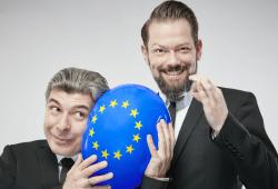 Onkel Fisch: Europa - Und wenn ja, wie viele Foto: Rainer Holz