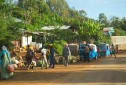 Natur und Menschen in Äthiopien. Foto: Dr. Fabian Haas