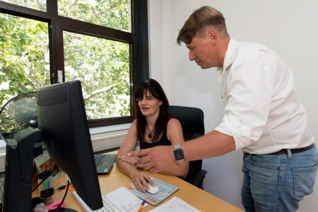 Wieder mehr Zeit für die praktische Ausbildung in den Unternehmen. Foto Privat