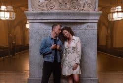 Antoinette&Holzmann zu Gast im Horns Erben. Foto: Rebecca Weltner