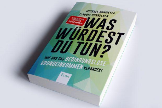 Michael Bohmeyer, Claudia Cornelsen: Was würdest du tun? Foto: Ralf Julke