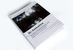 Bernd Gerken, Johannes Hansmann: Re-Animation. Foto: Ralf Julke