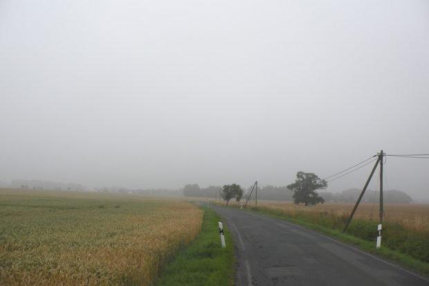 Stille sächsische Landschaft ... Foto: L-IZ