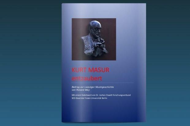 """""""Kurt Masur entzaubert"""" auf Yumpu. Screenshot: L-IZ"""
