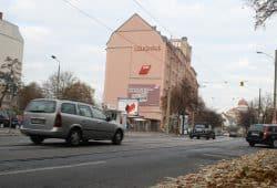 Das Volkshaus in der Karl-Liebknecht-Straße. Archivfoto: Ralf Julke