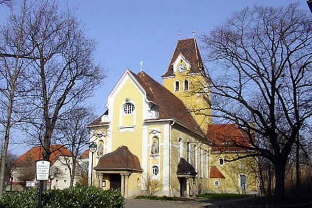 Foto: Apostelkirche Großzschocher