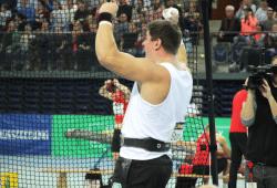 David Storl, DHM 2019. Quelle: SC DHfK Leipzig