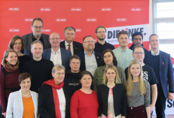 Die Linke Spitzen-Kandidierende. Quelle Die Linke Leipzig