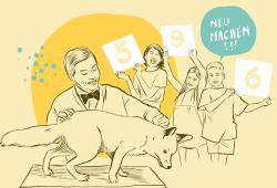 Jugendaufsichtsrat. Illustration: KOCMOC