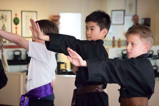 Kung Fu Kids © Wing Tsjun Schule Leipzig