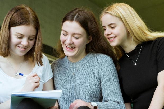 Mädchen ab der 8. Klasse sind am 28. März zum Girls'Day auch an die HTWK Leipzig eingeladen. Quelle: Lara Müller/HTWK Leipzig