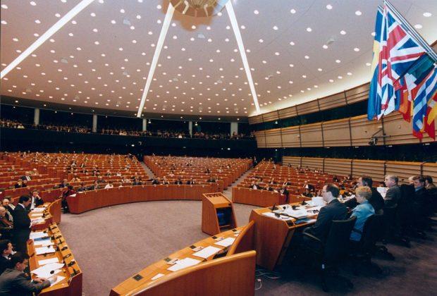 Nächste Station für die Richtlinie - Das Europäische Parlament. Foto: Europ. Parlament Studiegroep D. Bontinck