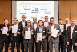 Die Partner im ABSOLUT-Projekt. Foto: Leipziger Gruppe