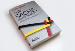 Jochen Bittner: Zur Sache, Deutschland! Foto: Ralf Julke
