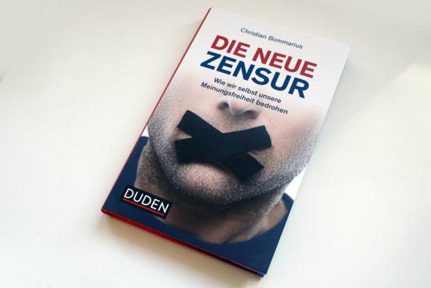 Christian Bommarius: Die neue Zensur. Foto: Ralf Julke