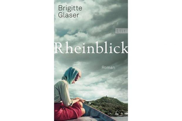 Brigitte Glaser: Rheinblick. Cover: List Verlag