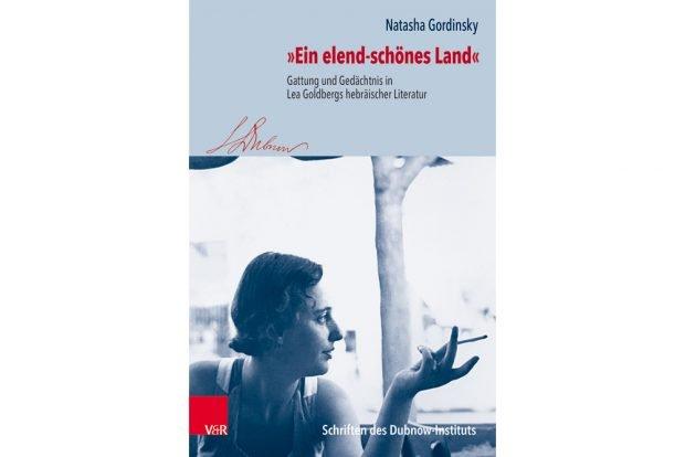 Natasha Gordinsky: Ein elend-schönes Land. Cover: Vandenhoeck & Ruprecht