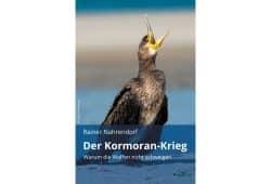 Rainer Nahrendorf: Der Kormoran-Krieg. Cover: Tredition