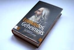Klaus-Rüdiger Mai: Leonardos Geheimnis. Foto: Ralf Julke