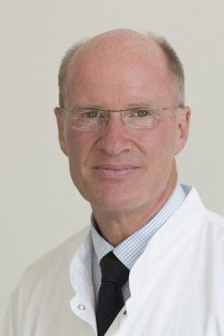 Prof. Dr. Andreas Dietz, Direktor der HNO-Klinik des Universitätsklinikums Leipzig Foto: Stefan Straube / UKL
