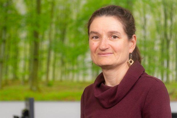 Dr. Sabine König, Foto: André Künzelmann UFZ