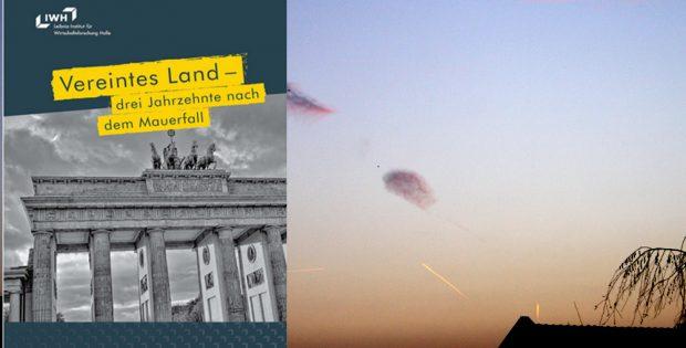 "IWH-Publikation ""Vereintes Land"", Cover: IWH, Foto:L-IZ"