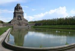 Das Leipziger Völkerschlachtdenkmal. Foto: Ralf Julke