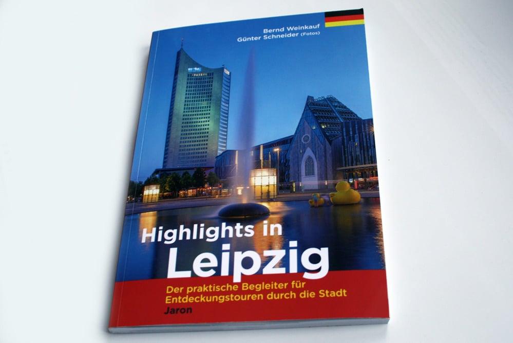 Bernd Weinkauf, Günter Schneider: Highlights in Leipzig. Foto: Ralf Julke