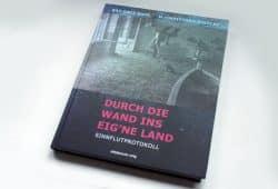 Ray Zwie Back, H.-Christoph Bigalke: Durch die Wand ins eig'ne Land. Foto: Ralf Julke