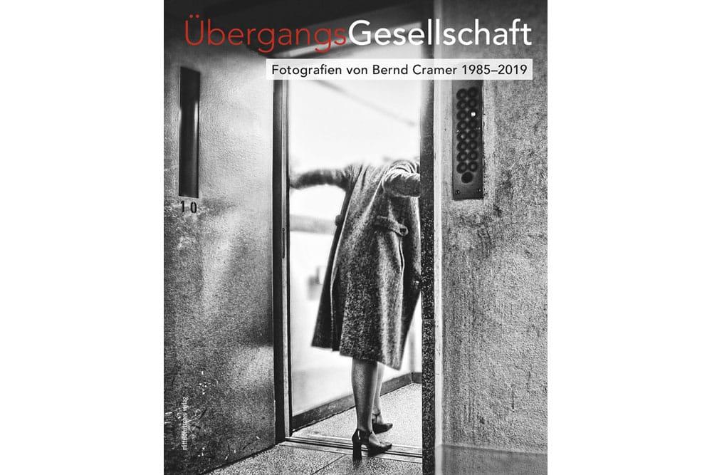 Bernd Cramer: Übergangsgesellschaft. Cover: Mitteldeutscher Verlag