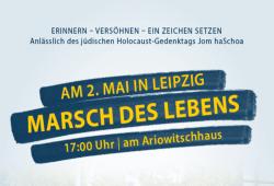 Auszug Flyer © Marsch des Lebens-Bewegung