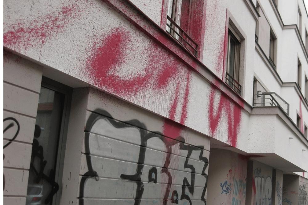 Bild des Tatortes. Quelle: LKA