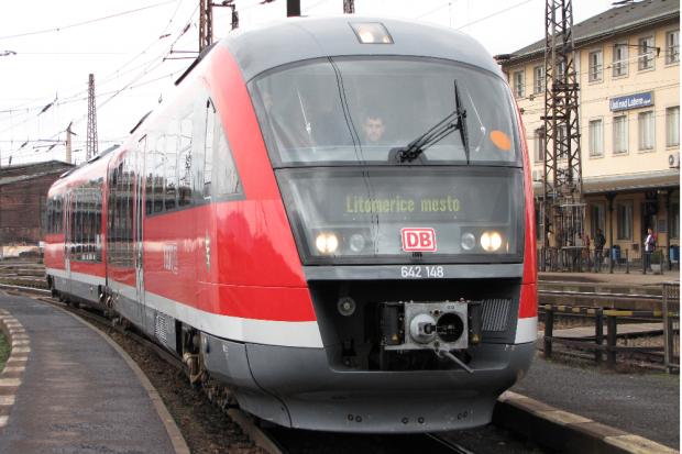 Der Wander-Express Bohemica. Foto: DB AG/Jörg Bönisch
