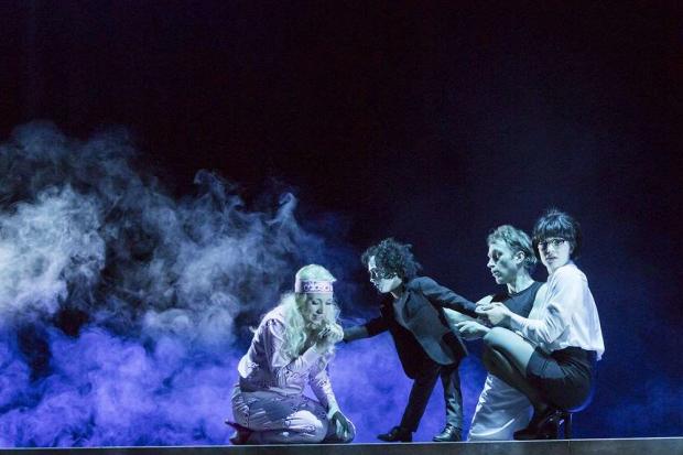 Der Widerspenstigen Zähmung. Quelle: Schauspiel Leipzig
