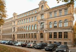 Die EvoStar 2019 findet im Wiener-Bau der HTWK Leipzig statt. Quelle: Swen Reichhold