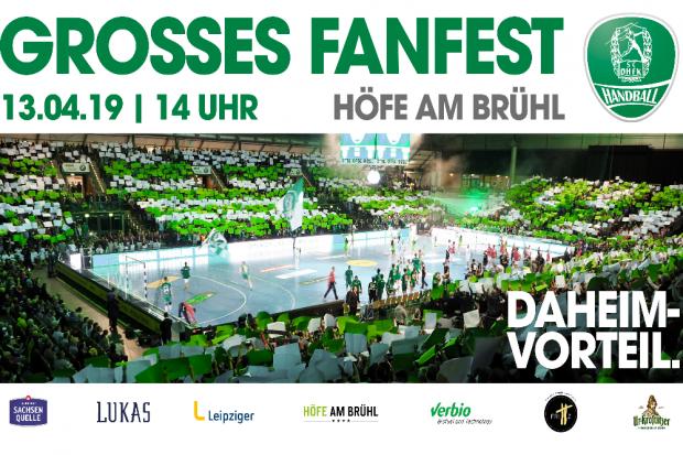 Fanfest. Grafik SC DHfK