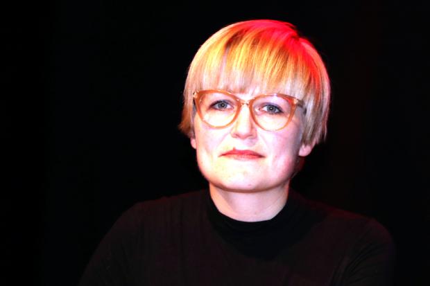 Frau Dr. Triebel. Foto: Michael Freitag