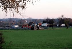 Land-Idylle 40 Minuten vor Leipzig bei Grimma. Foto: Michael Freitag