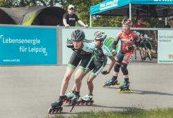 LE-Skate Race 2018. Quelle: SC DHfK Leipzig