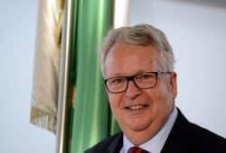 Geert Mackenroth. Foto: Steffen Giersch